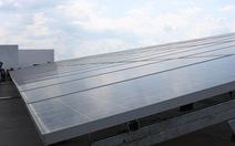 Doanh nghiệp ứng dụng điện mặt trời vào sản xuất