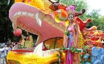 Tưng bừng Lễ hội trái cây Nam bộ 2012