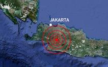 Động đất 6,1 độ Richter ở Indonesia
