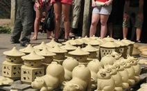 Hỗ trợ bảo tồn làng gốm Thanh Hà