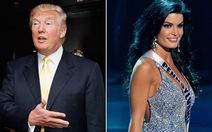 Tỉ phú Donald Trump kiện thí sinh Hoa hậu Mỹ