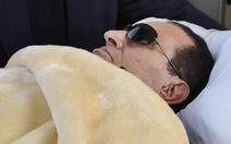Ông Mubarak nguy kịch