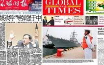 """""""Một Trung Quốc đáng sợ"""", Thời Báo Hoàn Cầu giới thiệu"""
