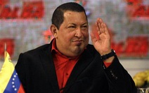 """""""Biển người"""" ủng hộ Hugo Chavez tranh cử"""