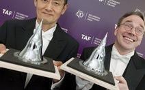 """Cha đẻ Linux nhận giải """"Nobel"""" công nghệ"""
