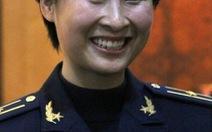 Nữ phi hành gia Trung Quốc đầu tiên vào vũ trụ
