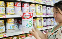 Trung Quốc phát hiện thủy ngân trong sữa bột trẻ em
