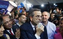 Người Hi Lạp vẫn chọn đồng euro