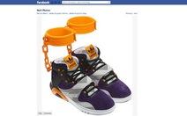"""Adidas hủy bán """"giày cùm chân"""""""