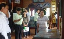 Mở tuyến du lịch nhà lưu niệm cố nhà văn Sơn Nam