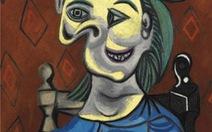 Bức tranh Femme assise của Picasso giá 8,5 triệu bảng Anh