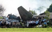 Indonesia: rơi máy bay quân sự, 9 người chết