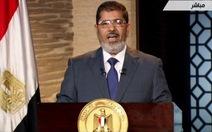 Tân tổng thống Ai Cập kêu gọi đoàn kết