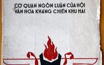 """Trưng bày """"của hiếm"""" báo chí cách mạng"""