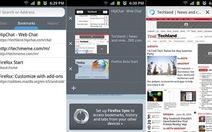 Ứng dụng Android: FireFox 14 lướt web vèo vèo