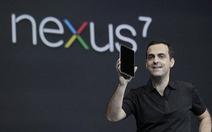 Google Nexus 7: sát thủ của Amazon Kindle Fire và iPad
