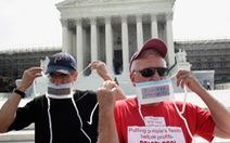 Tòa án ủng hộ luật cải cách y tế của Obama