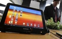 Galaxy Tab 10.1 của Samsung bị cấm bán ở Mỹ