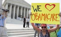 """""""Obamacare"""" cho 32 triệu người Mỹ"""