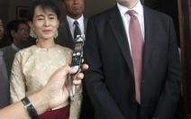 Mỹ đưa đại sứ đến Myanmar sau 22 năm
