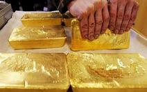 Giá vàng cuối tuần tăng vút