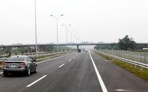 Đường cao tốc thu phí theo số km chạy