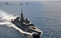 Cuộc tập trận hải quân lớn nhất thế giới
