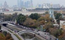 Thủ đô Matxcơva mở rộng gấp đôi