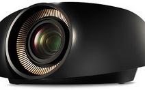 Ra mắt máy chiếu độ phân giải gấp 4 lần HD