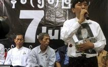 Myanmar bắt giữ 20 thủ lĩnh sinh viên