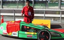 VN dự đua xe tiết kiệm nhiên liệu châu Á
