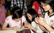 Bạn trẻ Việt hào hứng với Ngày hội Việt - Nhật