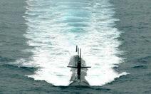 Tàu ngầm Mỹ trong cảng Subic
