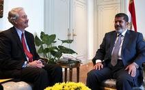 Tổng thống Ai Cập triệu tập lại quốc hội