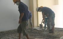 Nhà ở 3 năm vẫn bị tháo dỡ phần xây trái phép