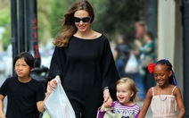 Angelina Jolie: Con cái là chìa khóa của hạnh phúc