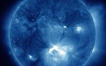 Bão Mặt trời sắp ảnh hưởng Trái đất