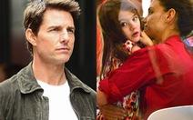 Ly dị, Tom Cruise chu cấp con gái 10 triệu USD