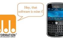 RIM BlackBerry đối mặt cáo buộc vi phạm bằng sáng chế