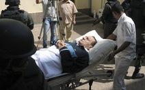Cựu tổng thống Mubarak phải quay lại tù