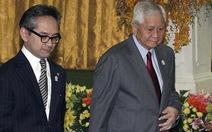 Răn đe sau hội nghị ngoại trưởng ASEAN!