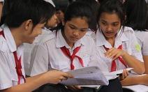 Bình Định công bố điểm chuẩn vào lớp 10