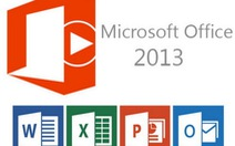 Microsoft Office 2013 ra mắt