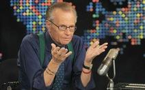 """""""Ông vua truyền hình"""" Larry King trở lại"""