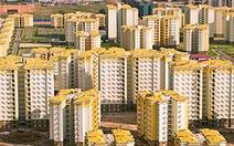 """""""Thành phố ma"""" ở Angola"""