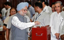 Ấn Độ bầu cử tổng thống mới