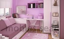 Tận dụng không gian cho phòng trẻ nhỏ