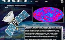 NASA mở trò chơi tự tạo vệ tinh