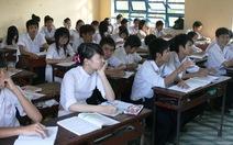 Hà Nội: thêm nhiều học sinh lớp 9 vào lớp 10