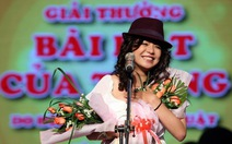 Thái Trinh nổi bật ở tập 3 vòng Giấu mặt